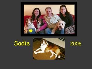 +2006 Sadie
