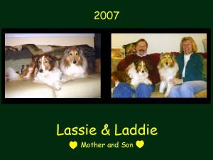 +2007 Lassie & Laddie