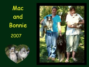 +2007 Mac and Bonnie brother & S