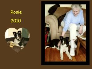 +2010 Rosie