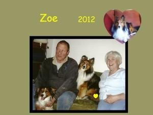 +2012 Zoe