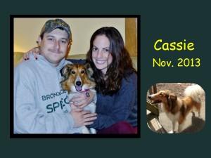 +2013 Cassie