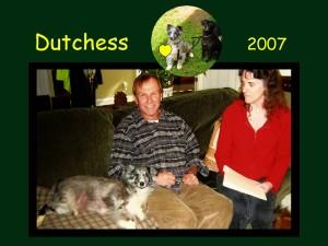 2007 Dutches