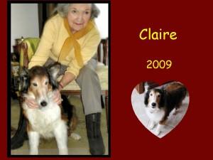 2009 Claire